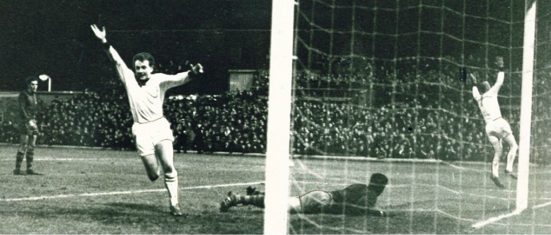 November 16th 1966 – Dundee United 2 Barcelona 0